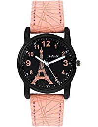 Relish Analog Multi-Colour Dial Women's Watch-RE-L063PT