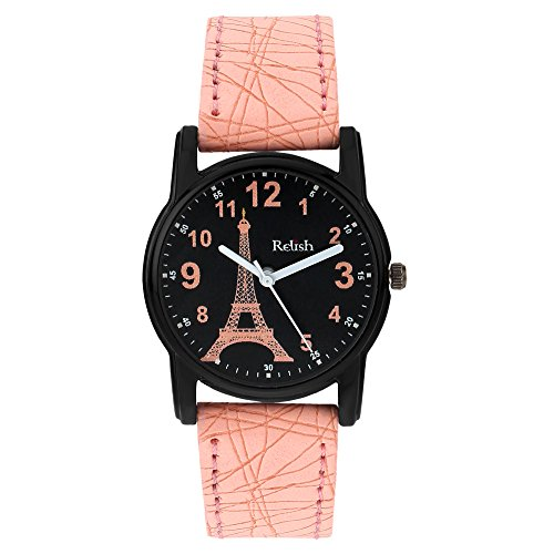 Relish Analog Multi-Colour Dial Women's Watch - RE-L063PT