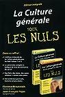 Coffret La Culture générale poche pour les Nuls, 2ème édition par Braunstein-Silvestre