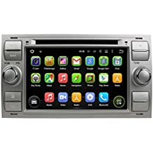 Amazon.es: radio pantalla para ford focus 2005