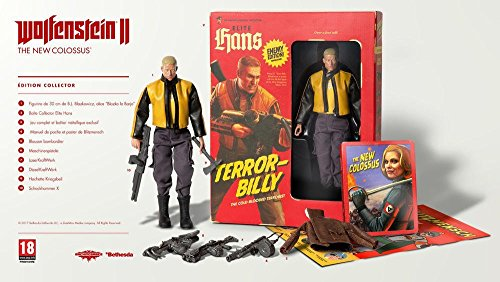 Wolfenstein II : The New Colossus – Edition Collector Xbox One