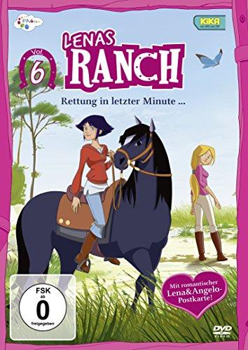 Lenas Ranch, Vol. 6 - Rettung in letzter Minute...