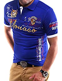 MT Styles Polo MONACO manches courtes T-Shirt MP-304