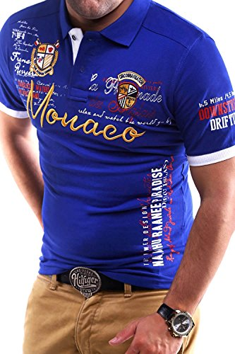 MT Styles Poloshirt MONACO T-Shirt MP-304