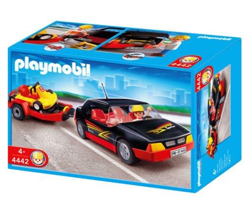 Playmobil Coche con Kart