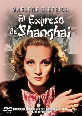Shanghai Express [Region 2] by Marlene Dietrich
