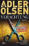 Als Geschenkidee zu Weihnachten bestellen Bücher, Bücherzubehör - Thriller: Verachtung von Jussi Adler Olsen