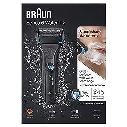 Braun Waterflex Afeitadora...