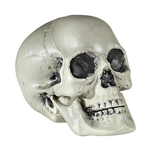 nkopf aus Kunststoff, Größe Circa 21 cm ()
