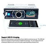 Universal 6203 Single DIN Car Stereo Audio Lettore MP3Auto Bluetooth MP3 con slot per schede SD/MMC con porta USB Car MP3 Player