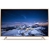 TCL 124.5 cm (49 inches) 4K Ultra HD Smart LED TV L49P2US (Golden)