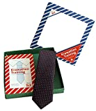 Krawattentrainer: Die Krawatten binden Übungsbox