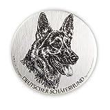 M. Esser Metallplaketten Deutscher Schäferhund