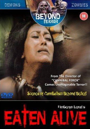 Eaten Alive (Beyond Terror) [DVD]