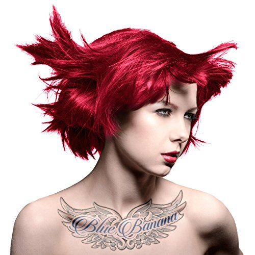 Manic Panic Amplified Coloration Cheveux Semi Permanente Vibrante 118ml (Vampire Red - Rouge)