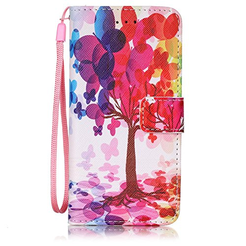 Custodia per iPhone 6 Plus/iPhone 6S Plus 5.5,BtDuck Libro Stand Case Cover in PU pelle Borsa e Portafoglio Tasca Ultra Sottile Morbido Silicon Gel Back Case Bumper Cover Custodia in Premium PU Pelle  #5