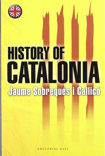 History of Catalonia editado por Base