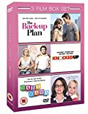 Back-Up Plan/Knocked Up/Baby Mama (3 Dvd) [Edizione: Regno Unito] [Edizione: Regno Unito]