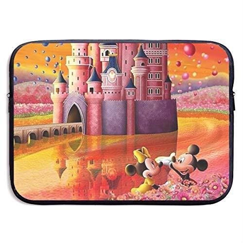 Laptop Schutzhülle Tasche Hülle Mickey und Minnie