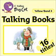 Talking Books: Band 03/Yellow (Collins Big Cat Audio)
