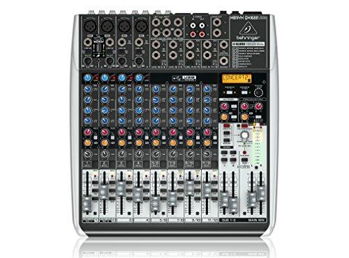 Behringer QX1622USB Xenyx 8-Kanal-Mixer - Behringer Usb Mikrofon