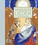 Weihnachtslieder für Kinder. Liederbuch mit Mitsing-CD. Buch mit CD