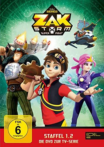 Produktbild Zak Storm - Staffel 1.2 - Die DVD zur TV-Serie