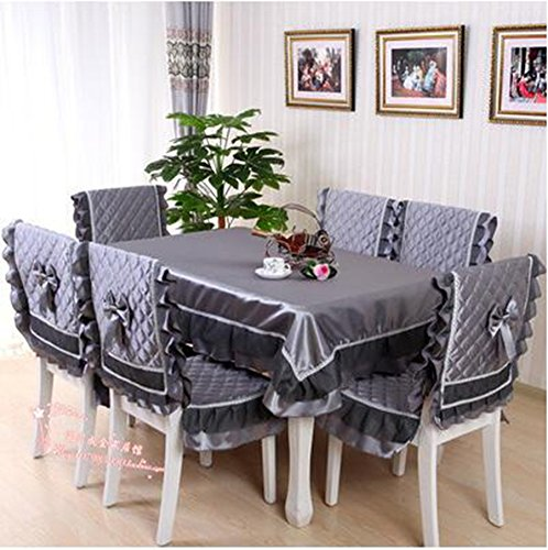 Haut de gamme tissu de table, linge de table, linge de table, revšºtements d'ameublement costume Continental table š€ manger,130*180CM