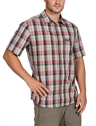 jack-wolfskin-hot-chili-mens-shirt-pink-spruce-checks-sizemedium