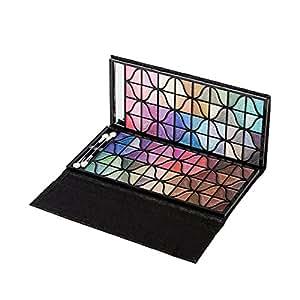 FantasyDay® 100 Colori Palette Ombretti Cosmetico Tavolozza per Trucco Occhi - Adattabile a Uso Professionale che Privato