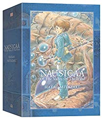 NAUSICAA O/T VALLEY O/T WIND BOX SET (C: 1-0-1) (Nausicaa of the Valley of the Wind)