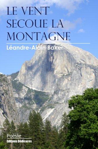 Le vent secoue la montagne par Léandre-Alain Baker