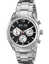 SO & CO New York Monticello - Reloj de pulsera