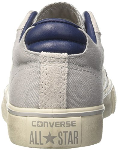 Converse Unisex-Erwachsene 156792c Outdoor Fitnessschuhe Multicolore (Ash Grey/Turtledove/Navy)