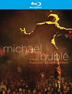 Michael Buble Meets Madison Square Garden [Blu-ray] [Import anglais]