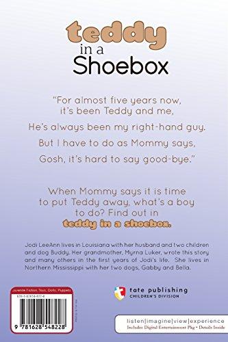 Teddy in a Shoebox