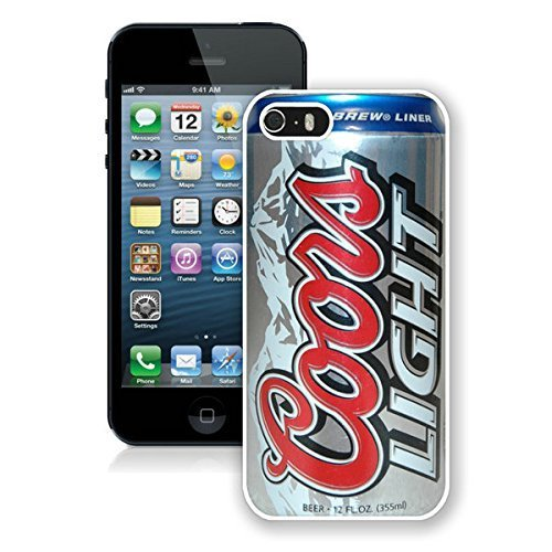 coors-light-beer-can-white-iphone-5s-hard-plastic-phone-cover-case