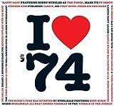 1974 Geburtstag Geschenken - 1974 I Heart CD-und Grußkarten