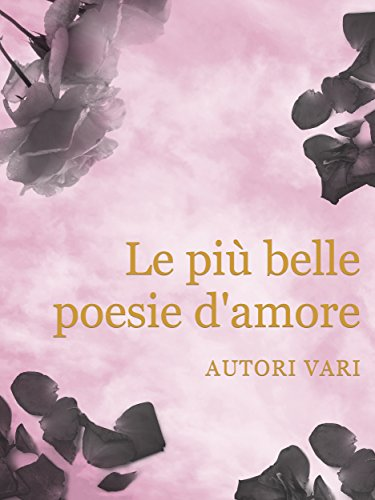 eBook Kindle Poesie erotiche