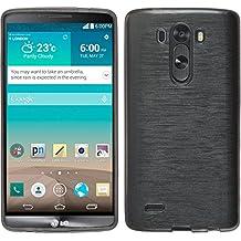 PhoneNatic 30003211 - Carcasa para móvil LG G3, plateado