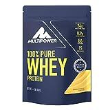 Die besten Pure Protein-Protein-Snacks - Multipower 100% Pure Whey Protein, Banana Mango, 450 Bewertungen