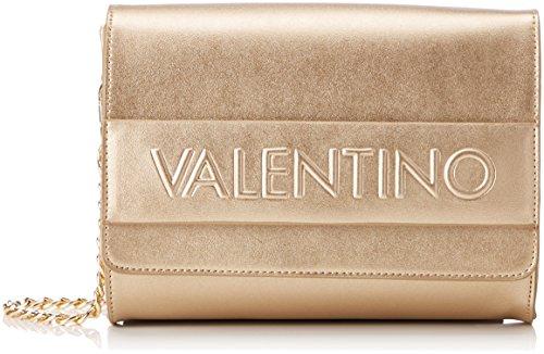 Mario Valentino Valentino by Damen Egeo Tornistertasche, Gold (Oro), 5x17x22 cm