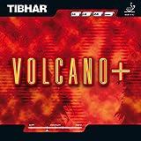 Tibhar Volcano Table Tennis Rubber Red