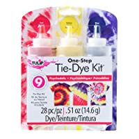 I Love To Create Tulip One-Step Tie-Dye Kit-Psychedelic