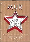 Le Mur : mon enfance derrière le rideau de fer   Sís, Petr (1949-....). Auteur
