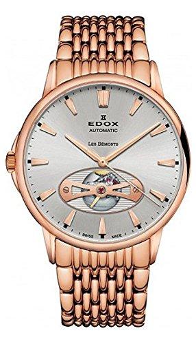 Montre Edox Les Bémonts homme 8502137RMAIR