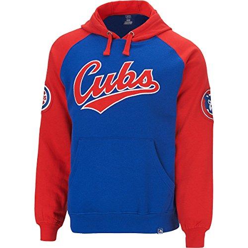 MLB Baseball Hoody/Hoodie/Kaputzenpullover Sweater CHICAGO CUBS Cooperstown in SMALL (S) (Hoodie Sweatshirt Cub)