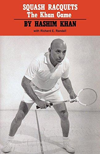 Squash Racquets: The Khan Game (Revised) por Hashim Khan