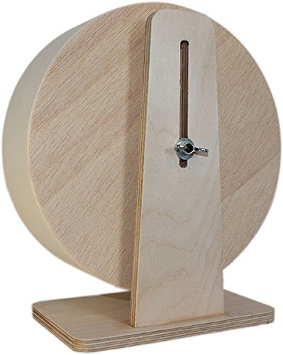 Ø 20 cm Getzoo Premium Korklaufrad (Höhe 22-30 cm) -