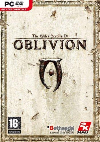 The Elder Scrolls IV: Oblivion (PC DVD) by Take 2 (Iv Pc Scrolls Elder)